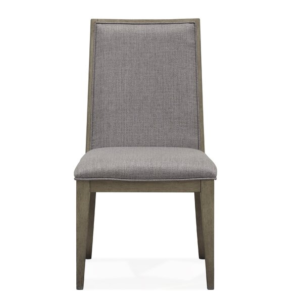 Eichhorn Fully Upholstered Dining Chair (Set of 2) by Brayden Studio Brayden Studio