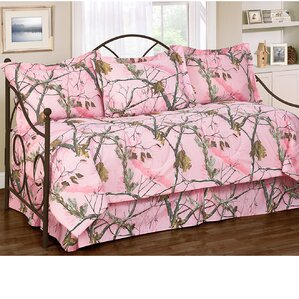 camouflage bedroom set. Realtree All Purpose Daybed Ensemble 5 Piece Comforter Set Camo Bedding Sets You ll Love  Wayfair