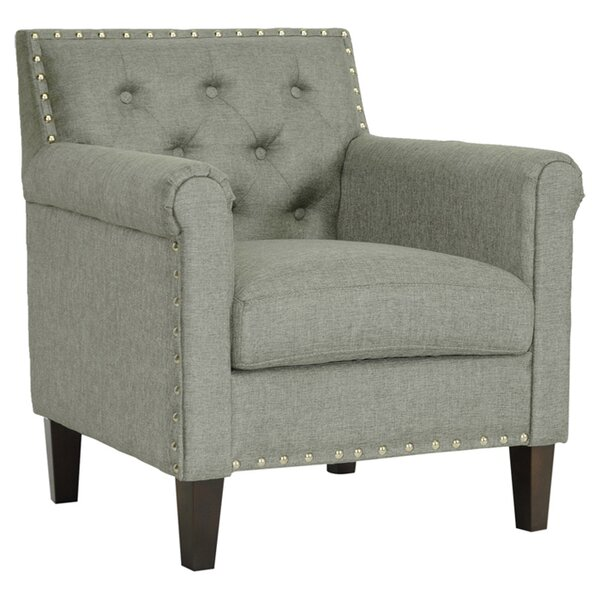 Haigler Armchair by Charlton Home