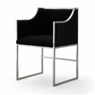 Juno Velvet Upholstered Dining Chair