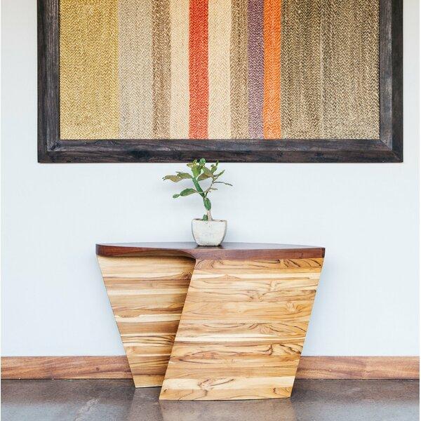 Velero End Table by Masaya & Co