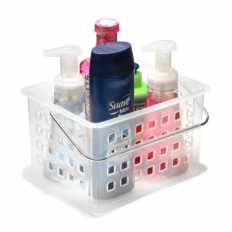 Rebrilliant Closet Storage Vanity Organizer Basket Shower Caddy ...