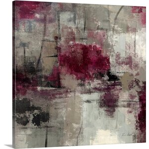 'Stone Gardens III' by Silvia Vassileva Painting Print on Canvas by Great Big Canvas