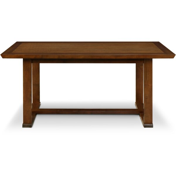 Dalessio Dining Table by Millwood Pines Millwood Pines