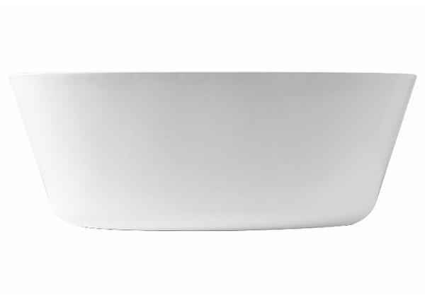 Kala 66 x 32 Freestanding Soaker Bathtub by Clarke Products