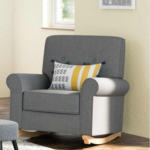 Harper Tufted Rocking Chair by Graco