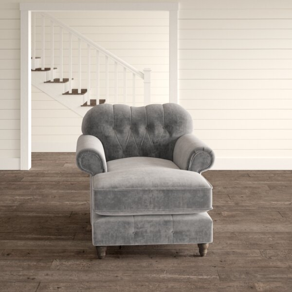 Lucie Chaise Lounge By Birch Lane™ Heritage