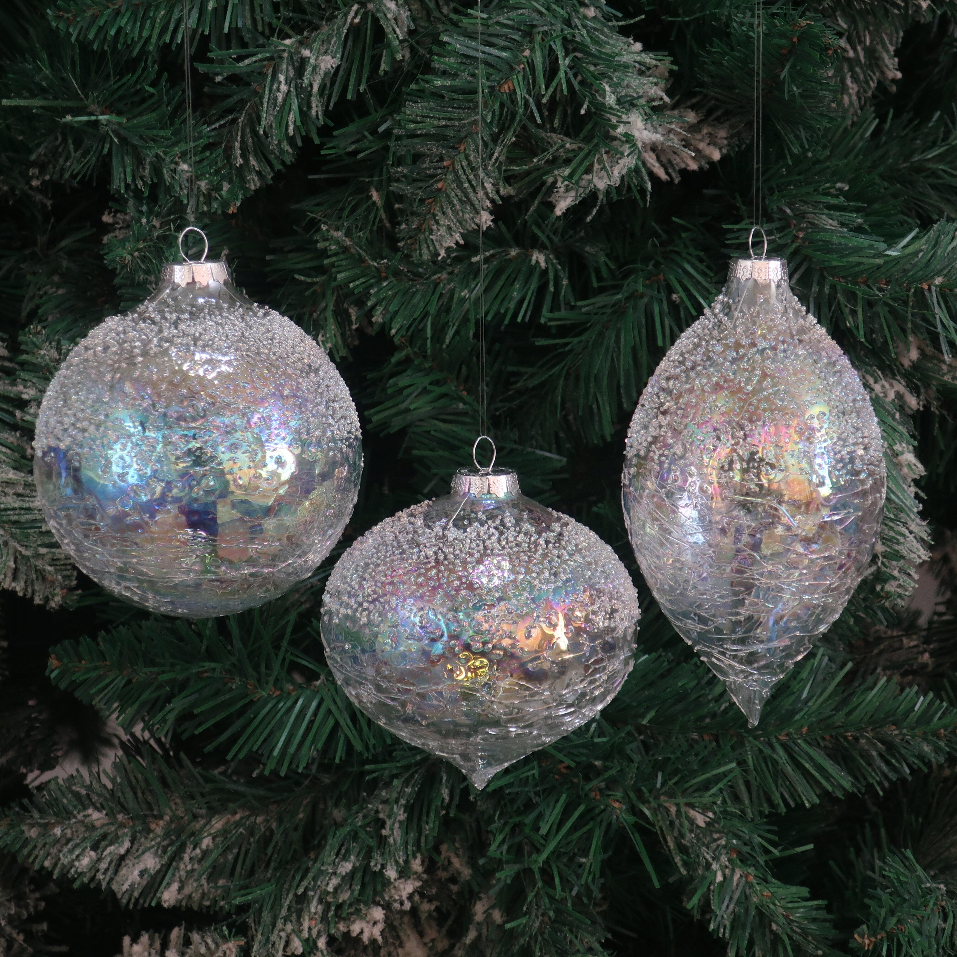 Glass Christmas Ornaments Free Shipping Over 35 Wayfair