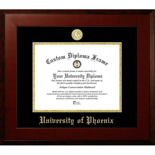 The Contemporary Arizona State University Picture Frame by Diploma Frame Deals