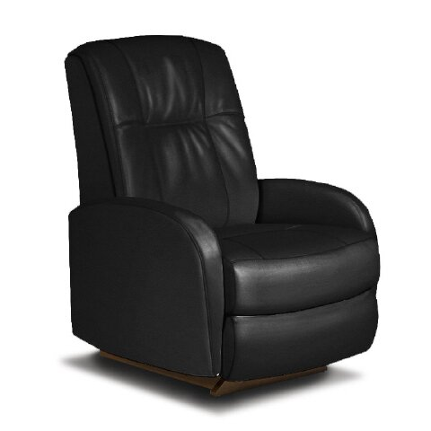 Ruddick Leather Power Rocker Recliner by Best Home Furnishings