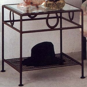 Horseshoe Nightstand by Grace Collection
