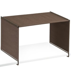 Vela Locking Closet Shelf Organizer - Extra Shelf