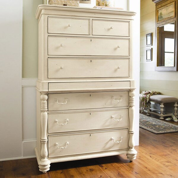 Badgett 8 Drawer Chest by Canora Grey