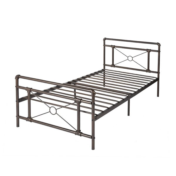 Winsor Twin Platform Bed by 17 Stories