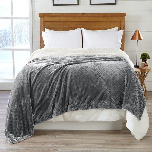 Willesden Premium Reversible Luxury Polyester Blanket by Ebern Designs