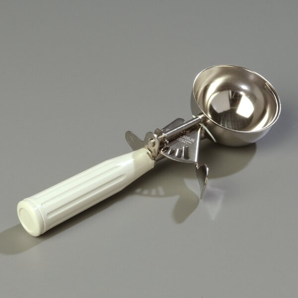 3.8 Oz. Ice Cream Scoop by Carlisle Food Service Products