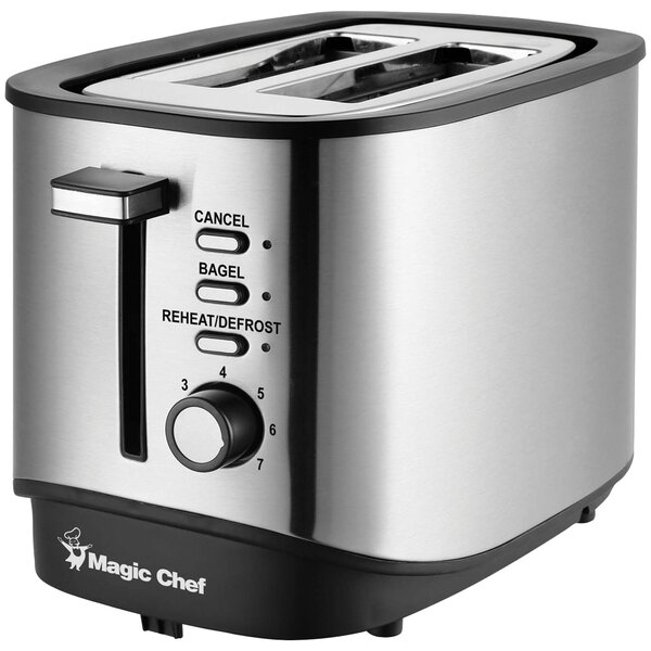 2 Slice Toaster by Magic Chef