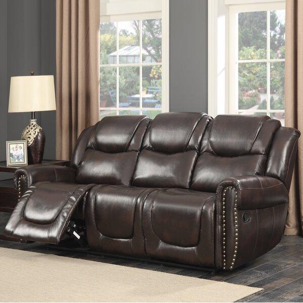 Aayush Living Room Reclining Sofa by Red Barrel Studio