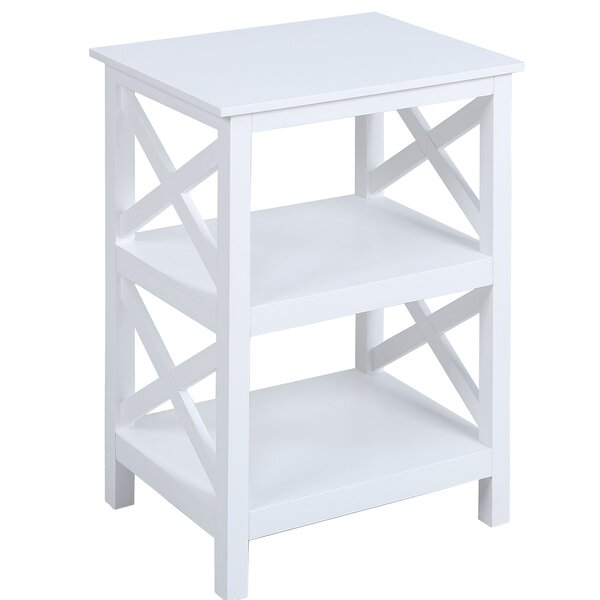 Nickolas Etagere Bookcase By Rosecliff Heights