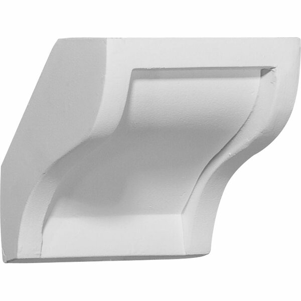 3 5/8H x 3 1/2D Coupling for Moulding Profiles by Ekena Millwork