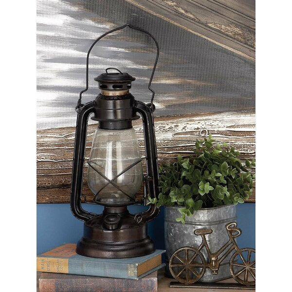 Glass and Metal Lantern Set (Set of 3) by Cole & Grey