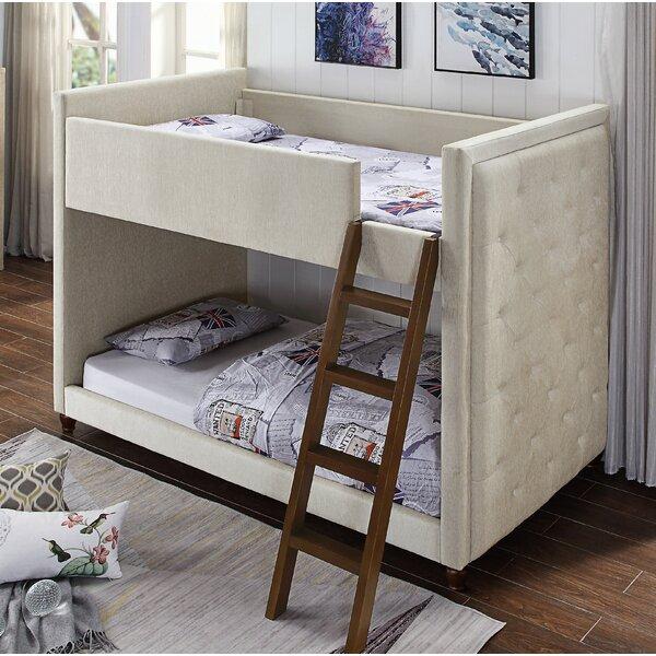 Coelho Twin over Twin Bunk Bed by Harriet Bee