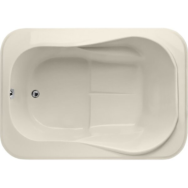 Designer Cassi 60 x 42 Soaking Bathtub by Hydro Systems