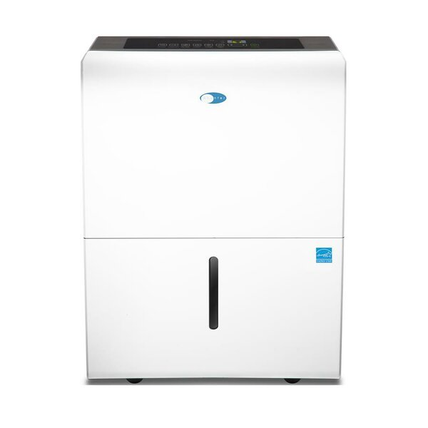 Elite D-Series 70 Pint Portable Energy Star Dehumidifier by Whynter