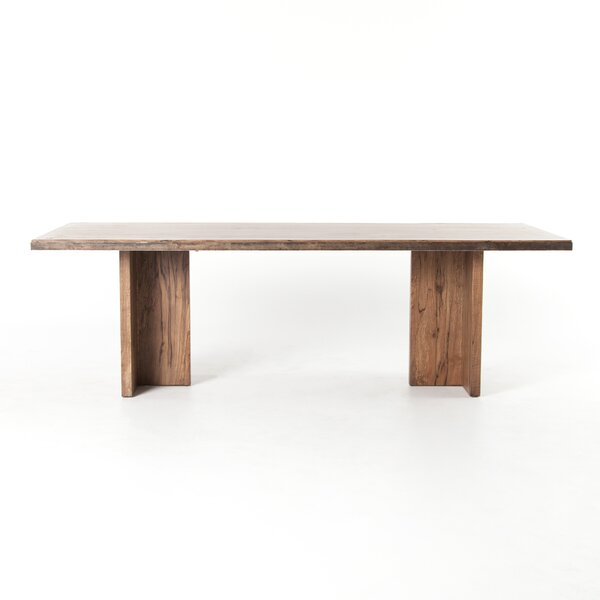Attica Cross Dining Table by Foundry Select Foundry Select