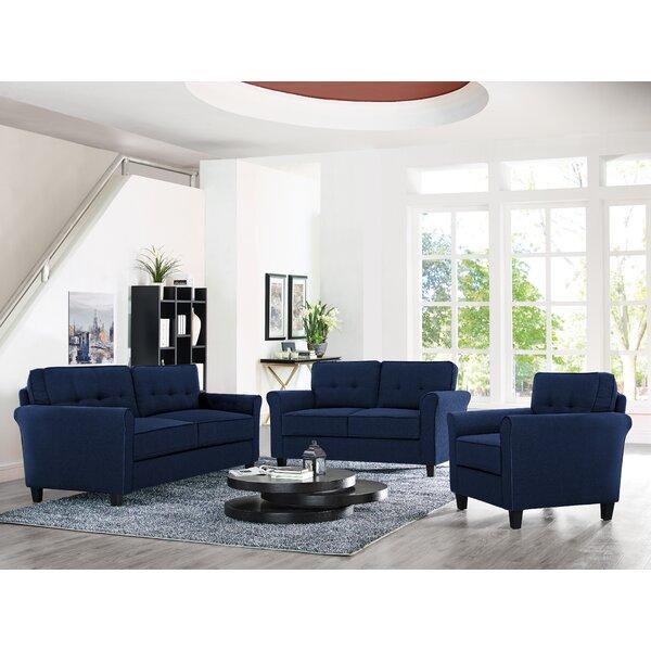 Reviews Garduno Configurable Living Room Set by Charlton Home
