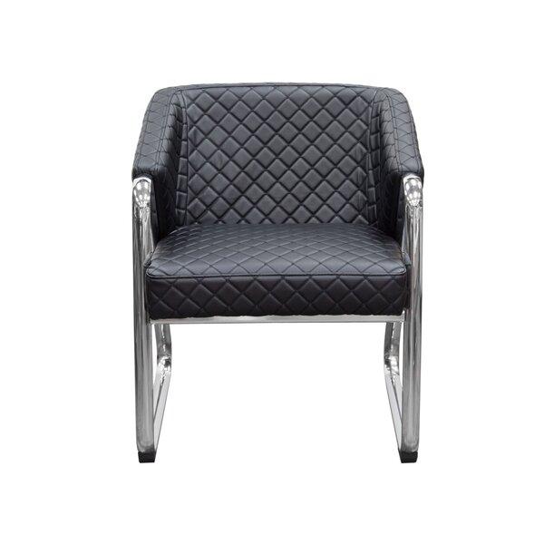 Retro Accent Armchair by Diamond Sofa
