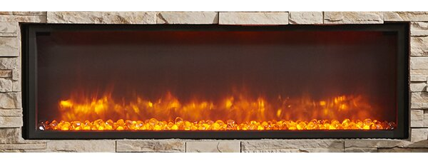 Gallery Wall Mounted Electric Fireplace by The Outdoor GreatRoom Company