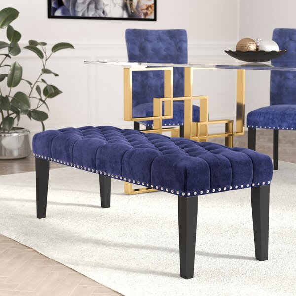 Erling Upholstered Bench by Willa Arlo Interiors