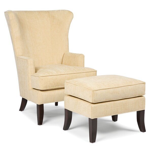 Yates Wingback Chair by Fairfield Chair