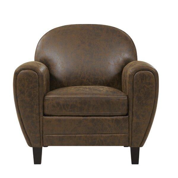 Hopkins Modern Club Chair by Handy Living