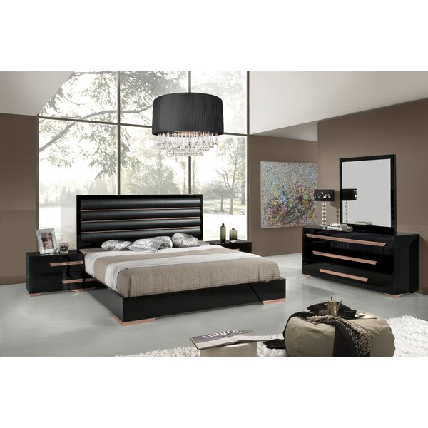 Ayaan Platform 5 Piece Bedroom Set by Willa Arlo Interiors