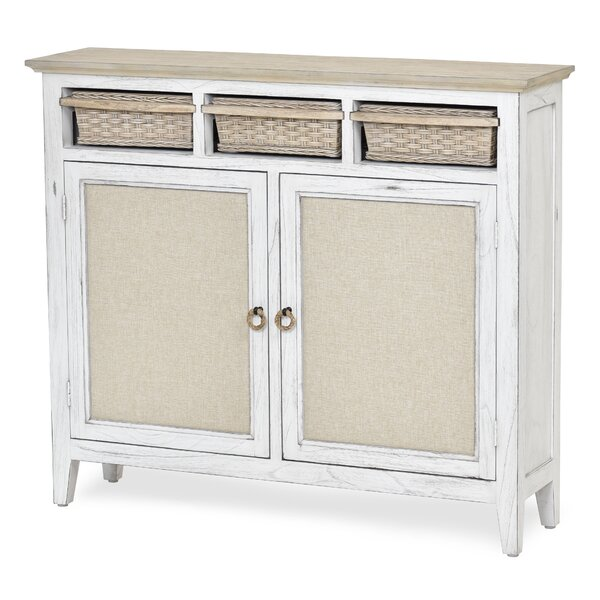 Juliet Island Entry 2 Door Accent Cabinet by Rosecliff Heights Rosecliff Heights
