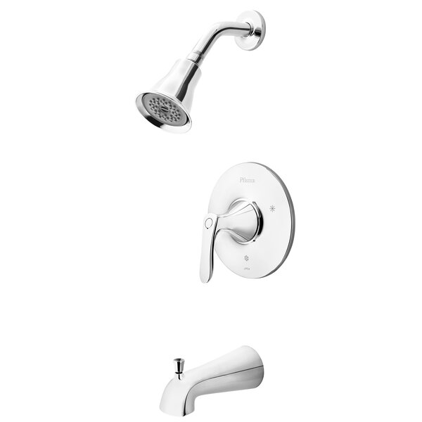 Weller Dual Function Tub And Shower Faucet By Pfister