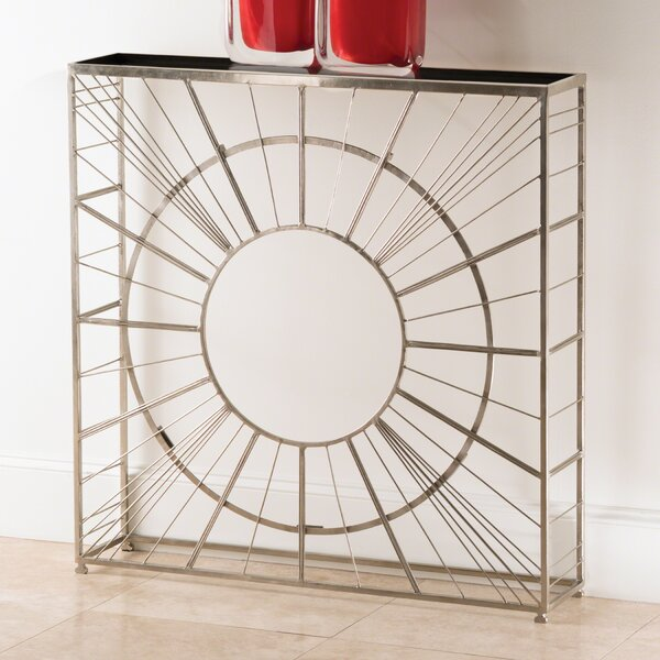 Radial 36'' Console Table By Global Views