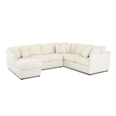 Wayfair Shaped Sectional Fabric Sectionals