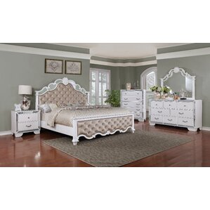 Bilbie Panel Configurable Bedroom Set by Rosdorf Park