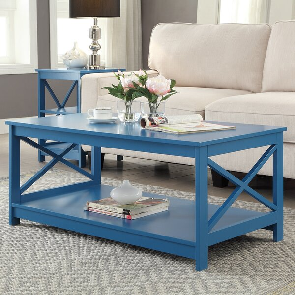 Stoneford 3 Piece Coffee Table Set by Beachcrest Home Beachcrest Home