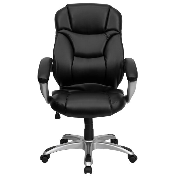 Wiseman High-Back Executive Chair by Symple Stuff