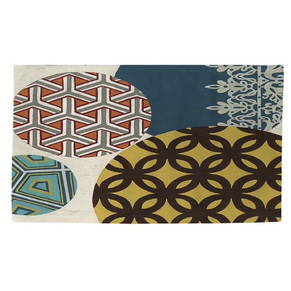 Paper Lanterns 2 Area Rug by Manual Woodworkers & Weavers