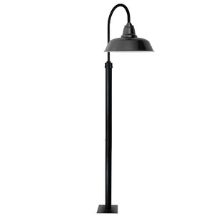 Shopping for Goodyear 1-Light LED Post Light By Cocoweb
