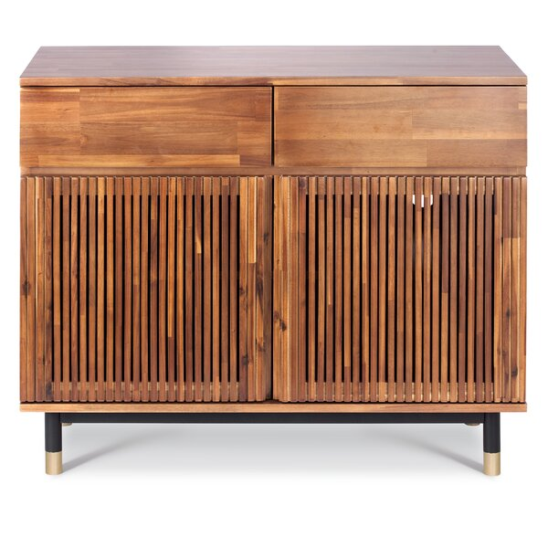 Manolla 2 Drawer Accent Cabinet By Brayden Studio