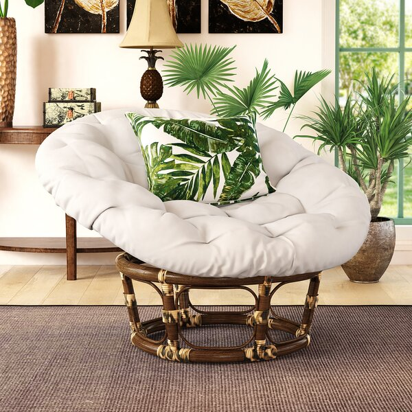 Angustain Papasan Chair by Andover Mills