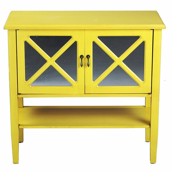 Winchell 2 Door Console Accent Cabinet by Charlton Home