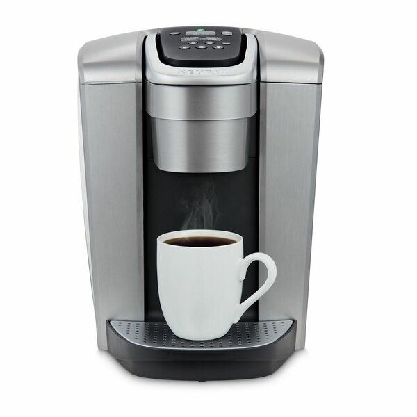 K-Elite Single-Serve K-Cup Pod Coffee Maker by Keu