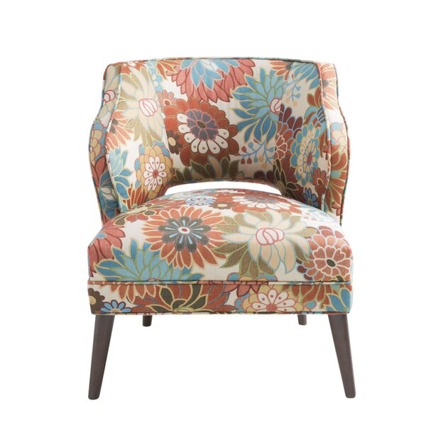 Nolan Slipper Chair by Latitude Run